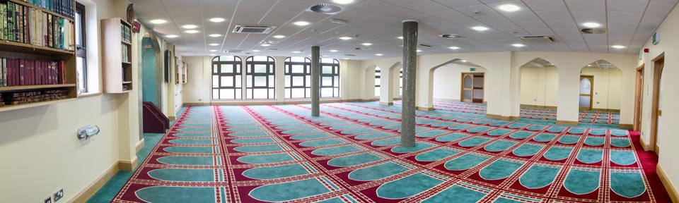 Main Prayer Hall